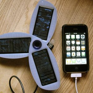 Emergence of the Solar & Battery Powered Smart Home